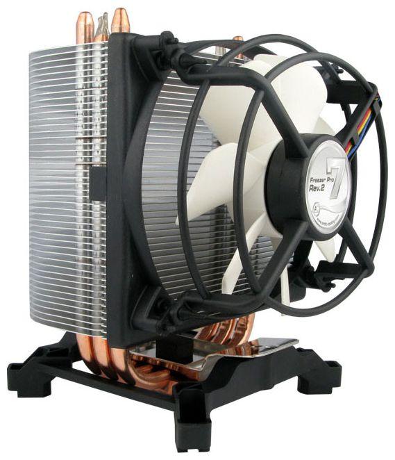 Кулер Arctic Cooling Freezer 7 Pro Rev.2 RET DCACO-FP701-CSA01 (S775/S1150/1155/S1156/S1356/S1366/AM2/AM2+/AM3/AM3+/FM1/S754/S939) cooler for cpu arctic cooling freezer 33 tr white acfre00039a 2066 2011v3 am4