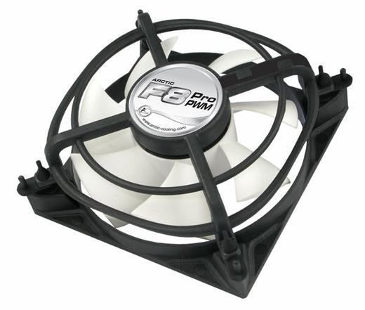 Вентилятор Arctic Cooling F8 Pro PWM PST AFACO-08PP0-GBA01 80mm<br>