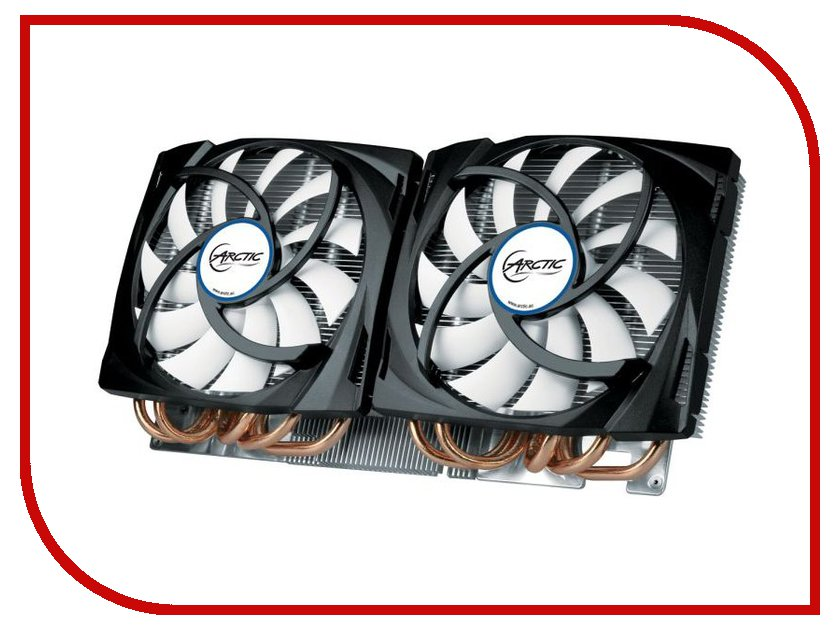 ���������� Arctic Cooling Accelero Twin Turbo Pro 690 Retail DCACO-V780001-BL