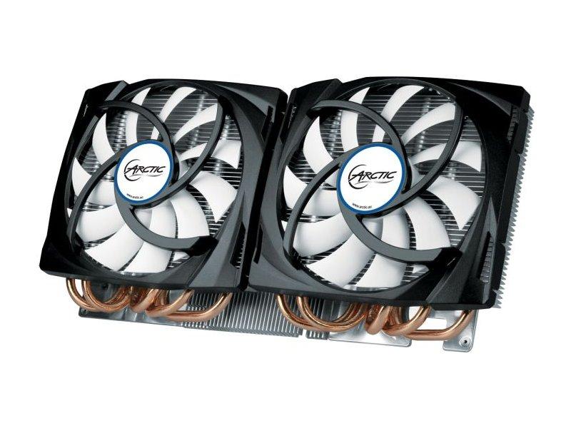 Охлаждение Arctic Cooling Accelero Twin Turbo 690 от Pleer
