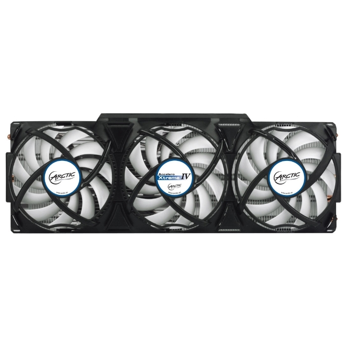 Охлаждение Arctic Cooling Accelero Xtreme IV DCACO-V80001-GBA01