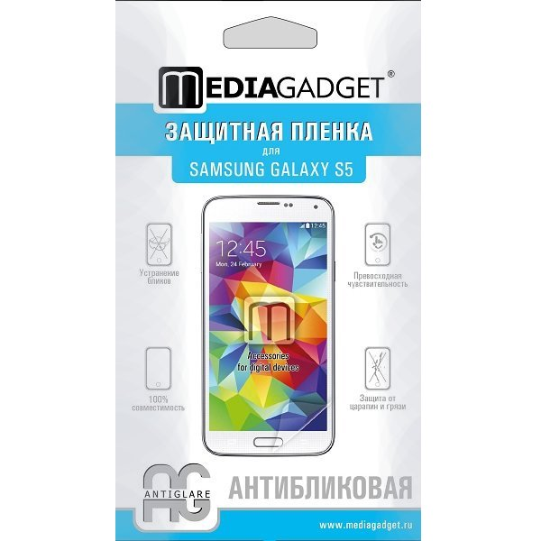 ��������� �������� ������ Samsung SM-G900F Galaxy S5 Media Gadget ���������� MG603