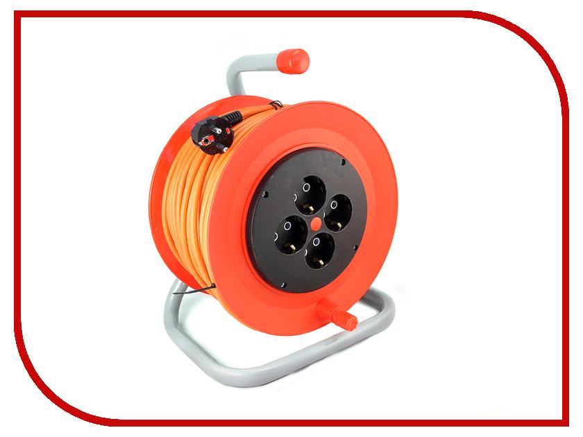Удлинитель LUX 24150 К4-Е-50 50m 10A набор удлинитель lux 44150 к4 е 50 кг page 3