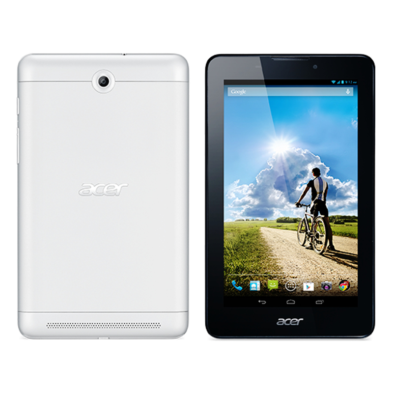 Планшет Acer Iconia Tab 7 A1-713 8Gb 3G NT.L4AEE.002 MT8382V 1.3 GHz/1024Mb/8Gb/GPS/3G/Wi-Fi/Bluetooth/Cam/7.0/1024x600/Android