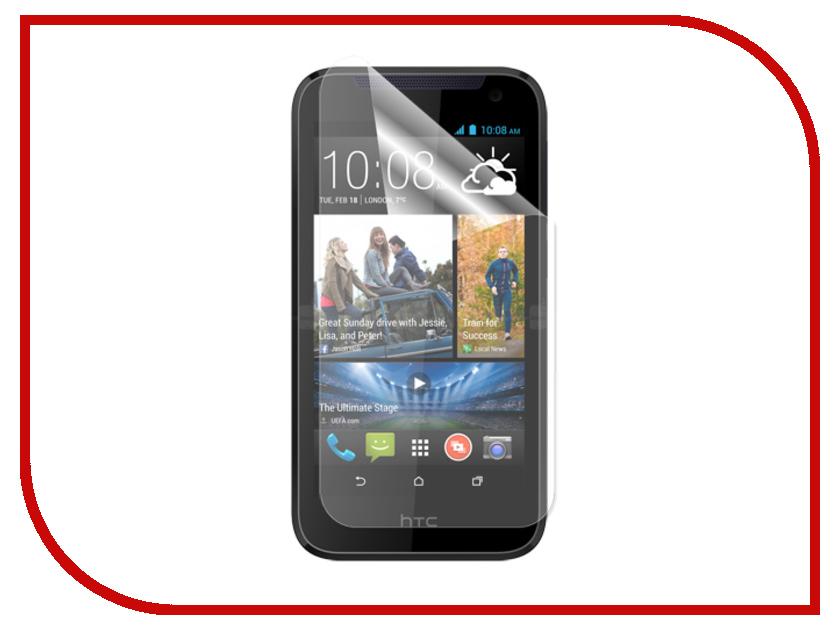 Аксессуар Защитная пленка HTC Desire 310 Polaroid прозрачная<br>