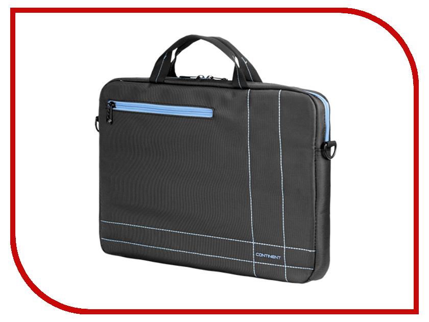 цены Аксессуар Сумка 15.6 Continent CC-201 GB Grey-Blue