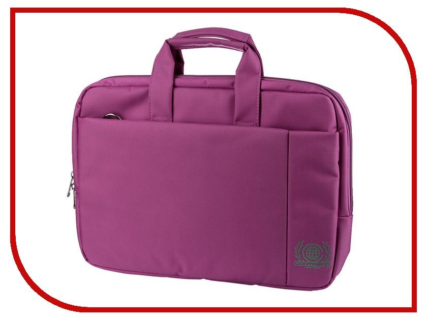 Аксессуар Сумка 15.6 Continent CC-215 PP Purple