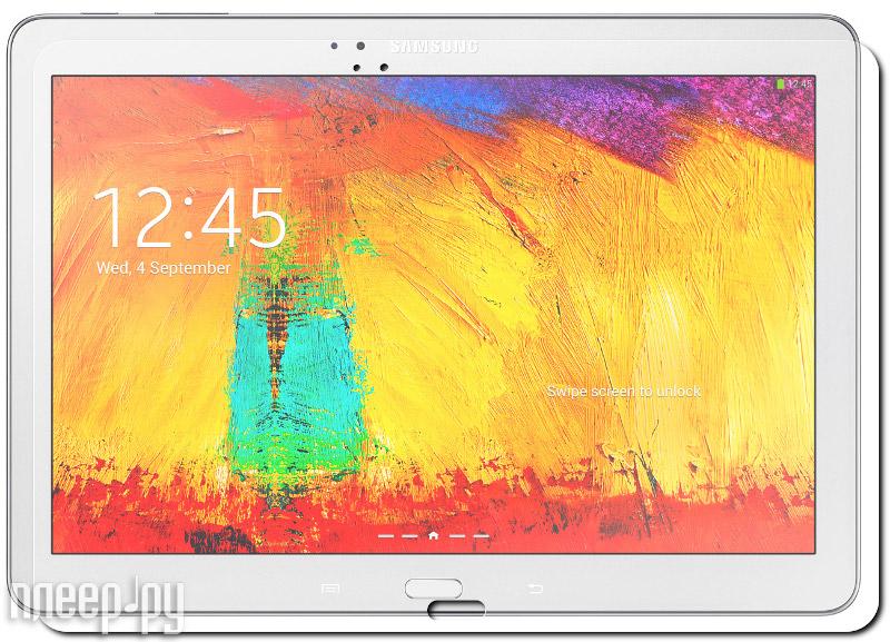 Аксессуар Защитная пленка Samsung Galaxy Note 10.1 SM-P601/SM-P605 2014 Edition Polaroid прозрачная