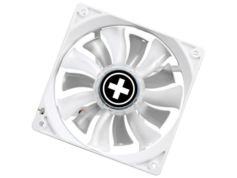 Вентилятор Xilence Case-Fan White COO-XPF80.PWM.XQ 80x80x25mm