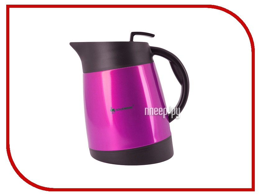 Термос LuoTuo SVP-1500GH 1.5L Purple термос luotuo svj 1500d 1 5l