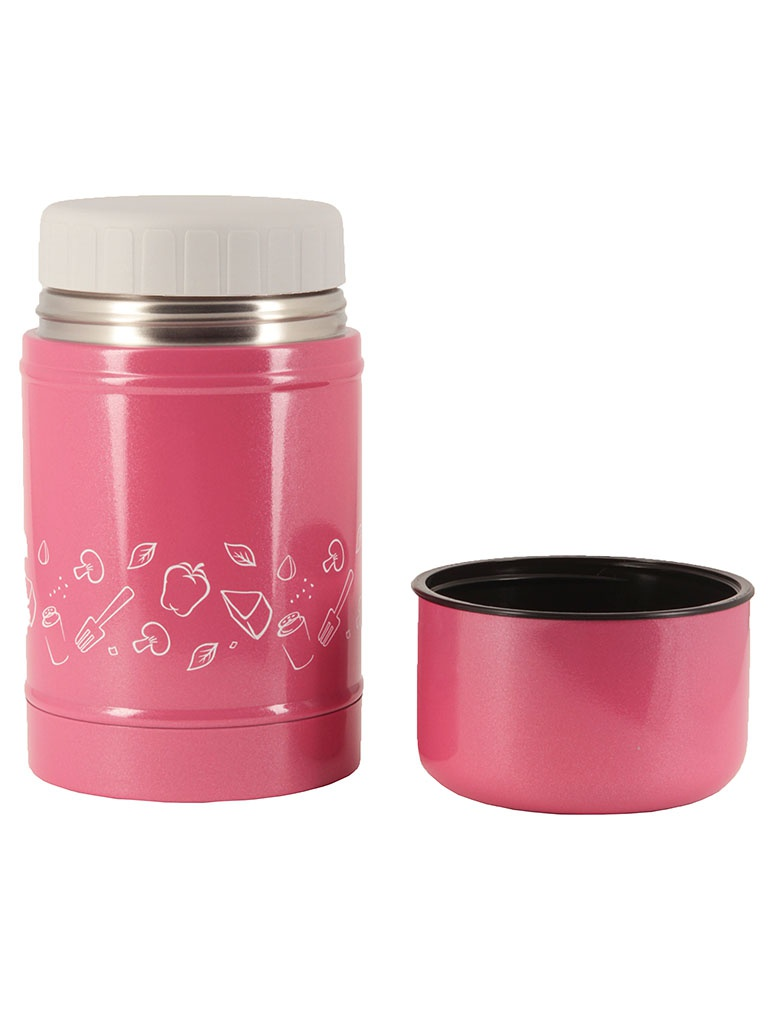 Термос LuoTuo SVJ-750 0.75L Pink термос luotuo svj 1500d 1 5l