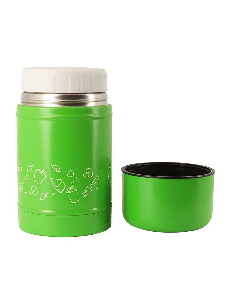 Термос LuoTuo SVJ-750 0.75L Green<br>