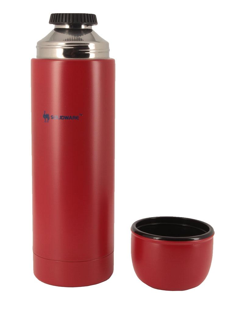 Термос LuoTuo SVF-750R4 0.75L Red<br>