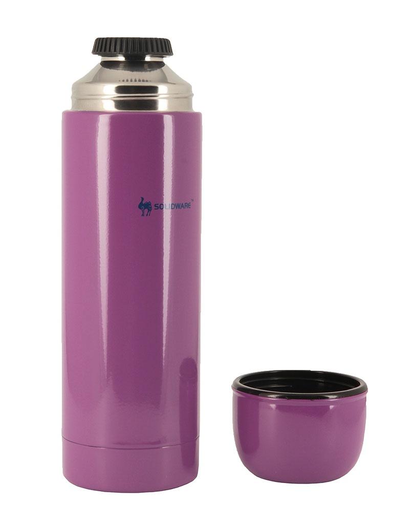 Термос LuoTuo SVF-750R4 0.75L Purple термос luotuo svj 1500d 1 5l