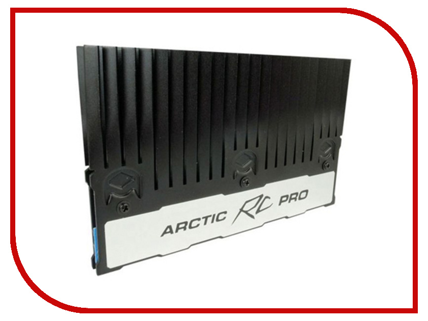 все цены на  Охлаждение Arctic Cooling RC Pro-RAM Cooler Heat Sink ORACO-RCPRO-CSA01  онлайн