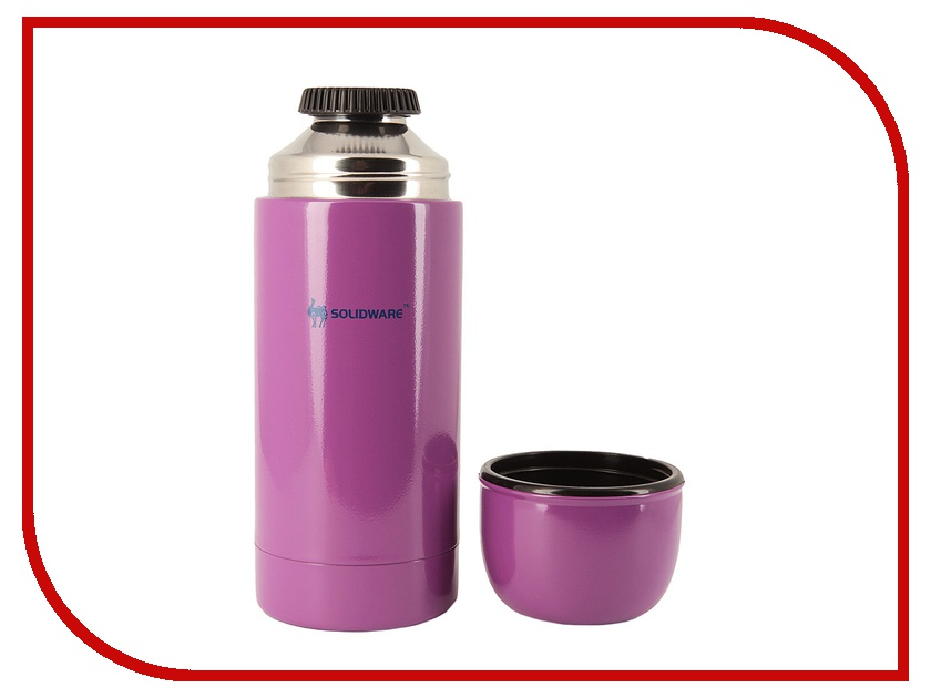 Термос LuoTuo SVF-500R4 500ml Purple<br>