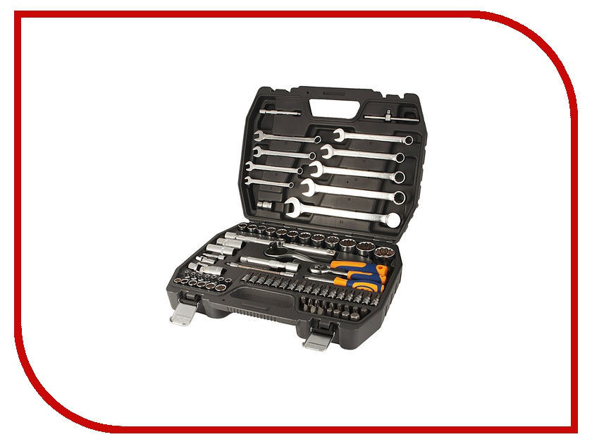 Набор инструмента Kraft KT 700681<br>