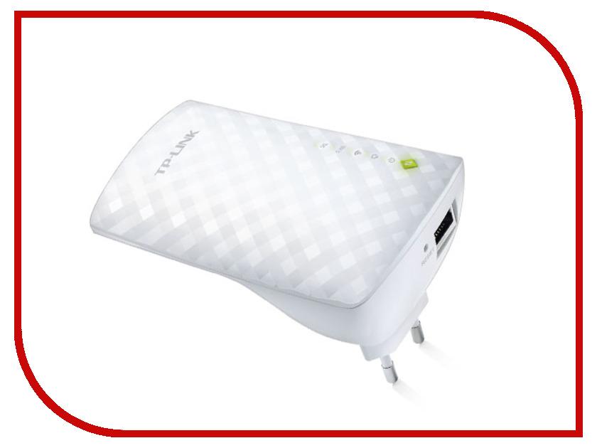 Wi-Fi усилитель TP-LINK RE200
