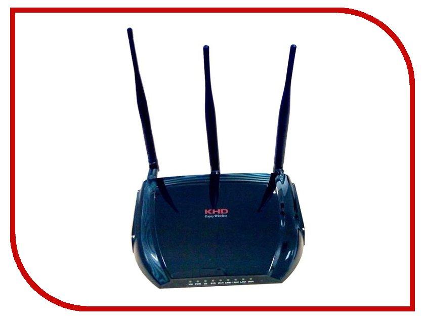 Wi-Fi роутер KHD CP-450<br>