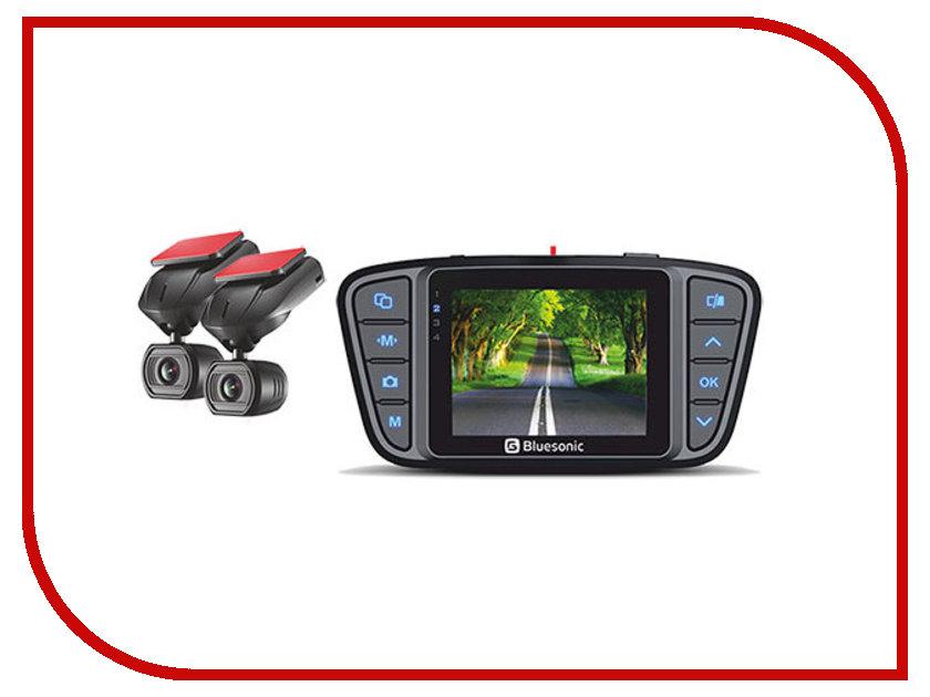 Видеорегистратор Bluesonic BS-F010C / BS-F110 Спрут 2 камеры<br>