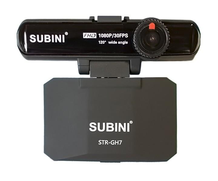 Видеорегистратор Subini STR GH7 все цены