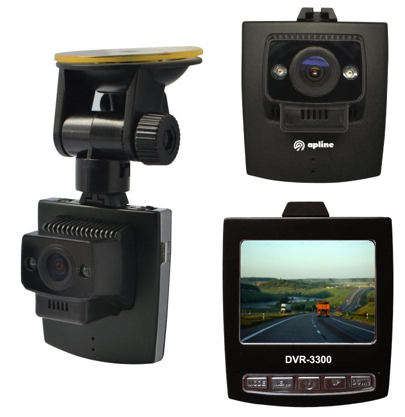 Видеорегистратор Apline DVR-3300<br>