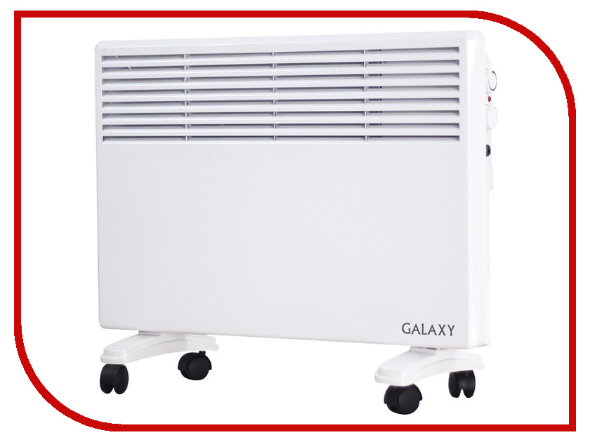 Конвектор Galaxy GL8227 White<br>