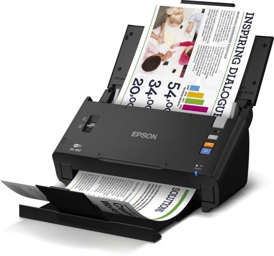 Сканер Epson WorkForce DS-560
