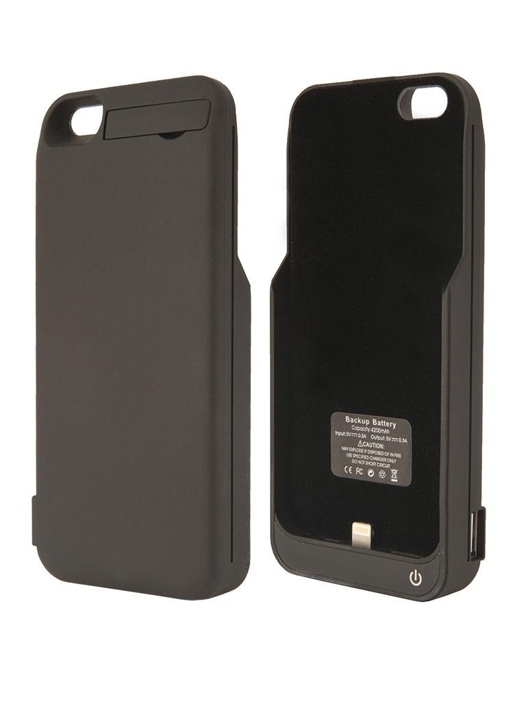 Аккумулятор Aksberry 5GB for iPhone 5 / 5S 4200 mA Black