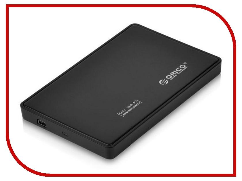 Аксессуары для жестких дисков 2588US  Аксессуар Контейнер for HDD Orico 2588US Black