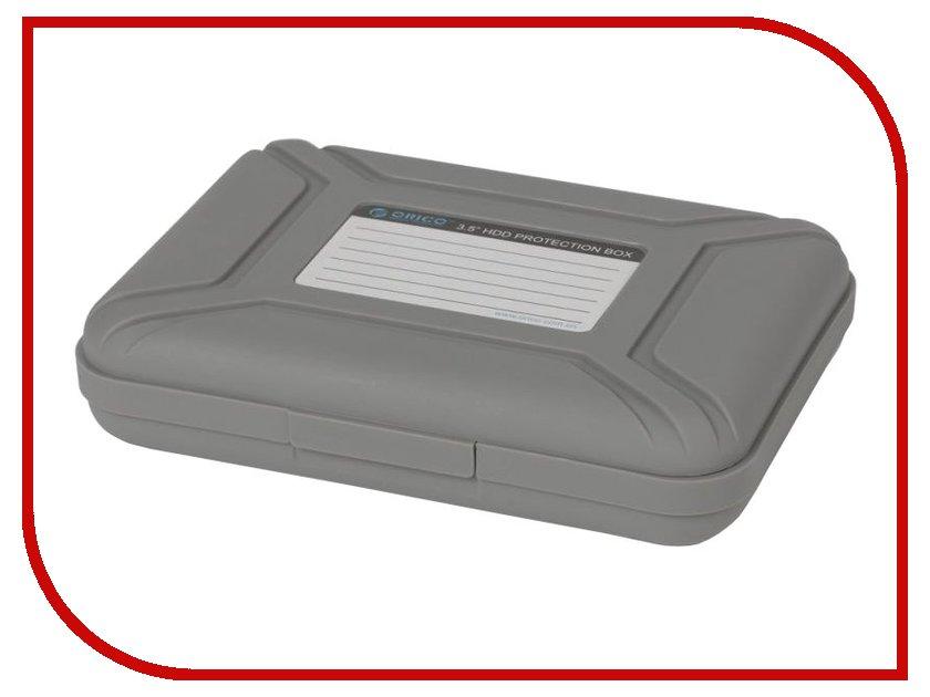 Чехол Orico PHX-35 Grey чехол для жесткого диска 2 5 orico phd 25 красный