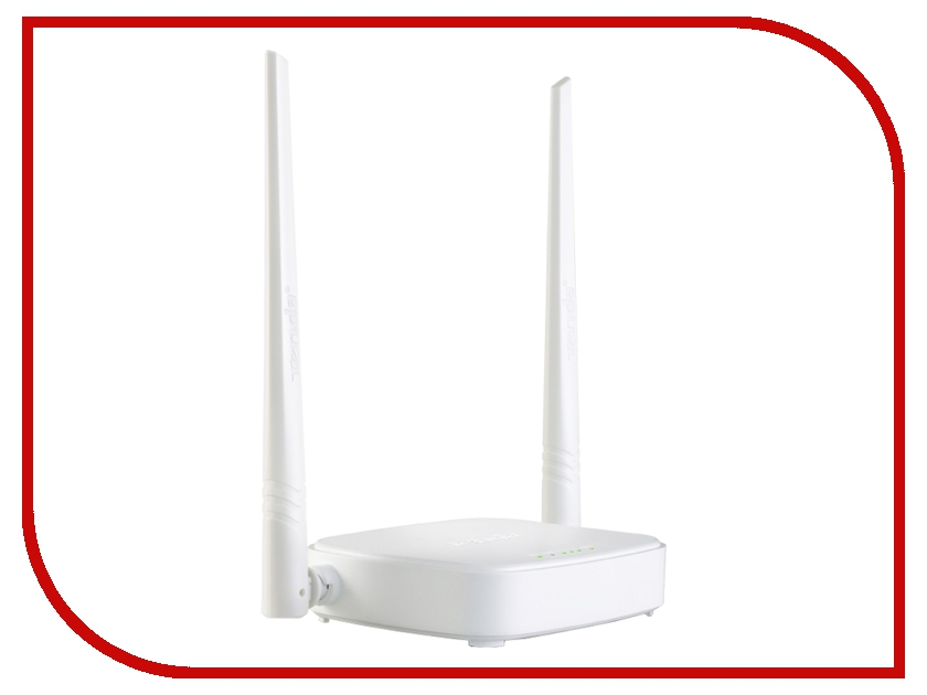 Wi-Fi роутер Tenda N301 цена 2017