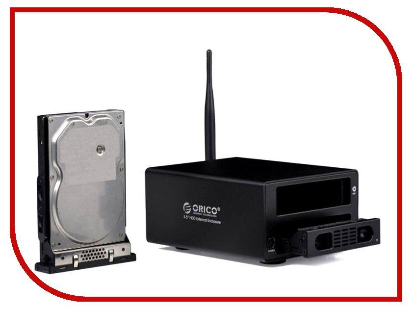 Сетевое хранилище Orico 3529U3RF Black<br>