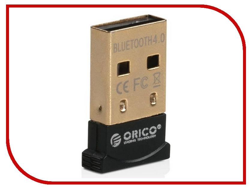 Bluetooth передатчик Orico BTA-402 Black