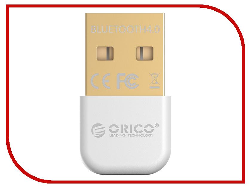 Bluetooth передатчик Orico BTA-403 White