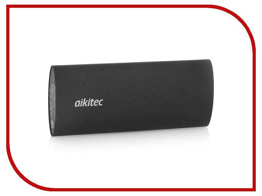 Аккумулятор Aikitec Powerkit 13000 mAh Black MBC-117-BK-13000-2A<br>