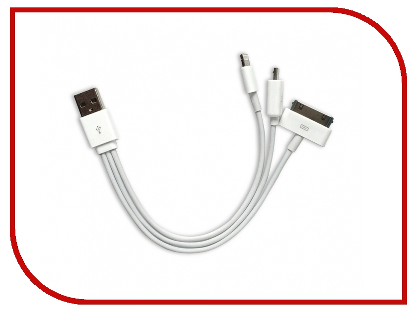 Аксессуар CBR / Human Friends USB Octopus White<br>