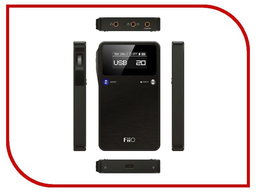 Усилитель для наушников Fiio E17Kусилители для наушников<br><br>