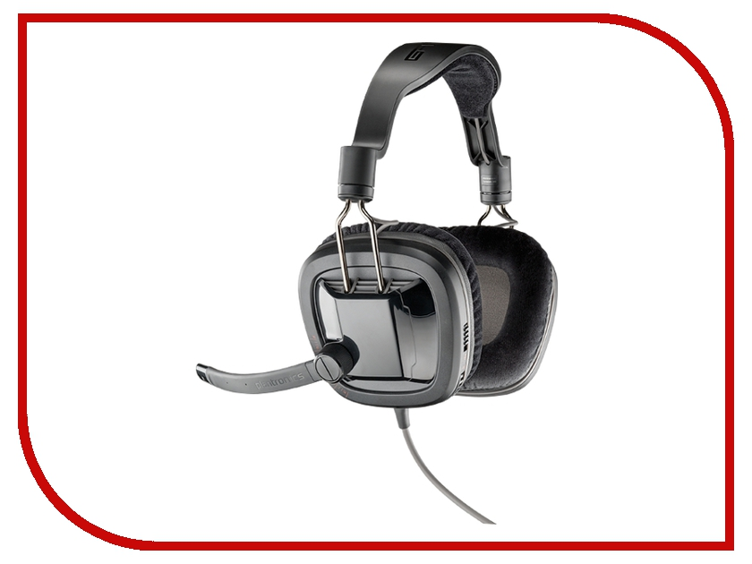 Гарнитура Plantronics GameCom 388 Black 201260-05