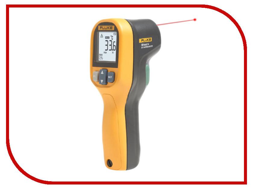 Fluke 59 MAX+ инфракрасный термометр fluke 59 max