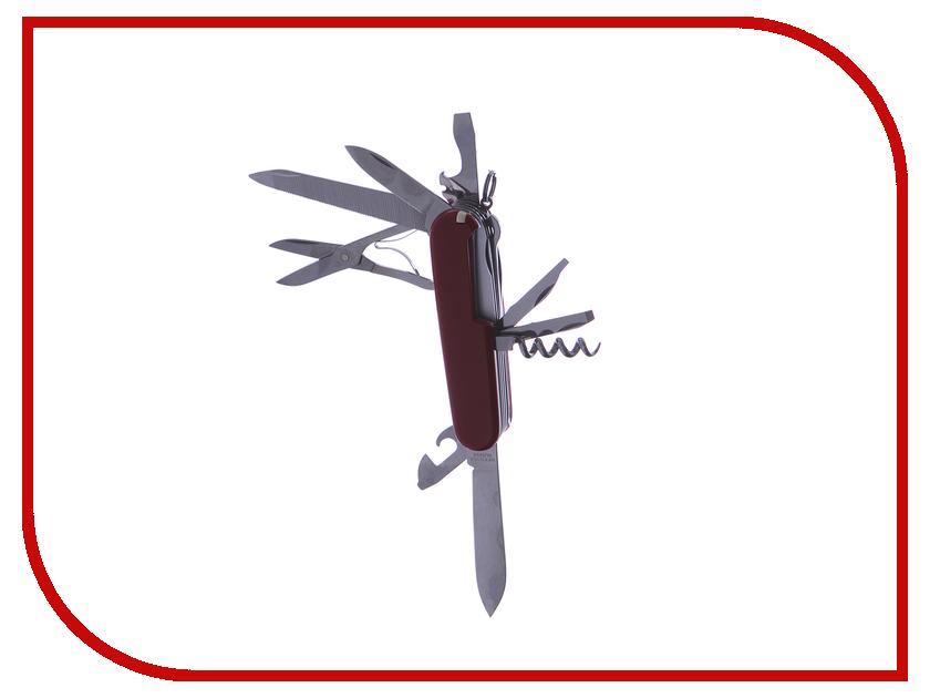 Мультитул Нож Victorinox Ranger 1.3763 Red все цены