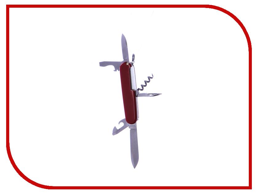 Мультитул Нож Victorinox Camper 1.3613 Red все цены