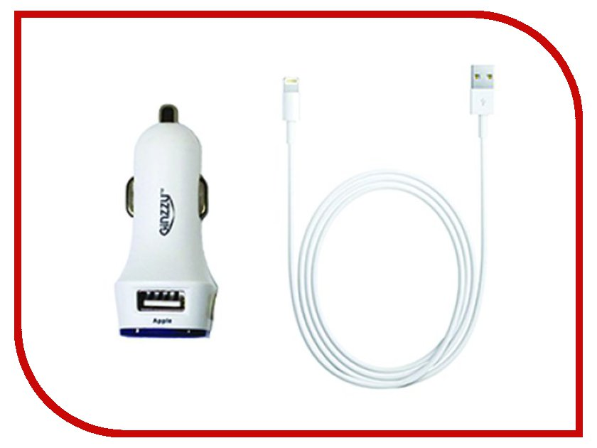 Зарядное устройство Ginzzu GA-4116UW<br>