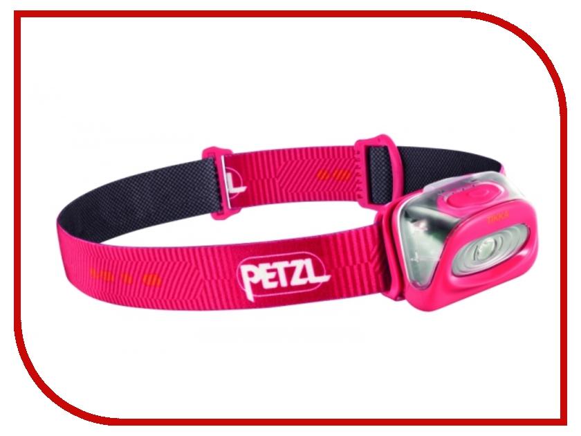 Фонарь Petzl Tikka E93 HF Pink<br>
