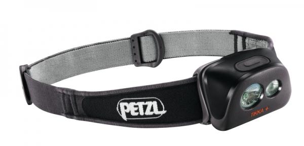 Фонарь Petzl Tikka Plus E97 HG Grey<br>