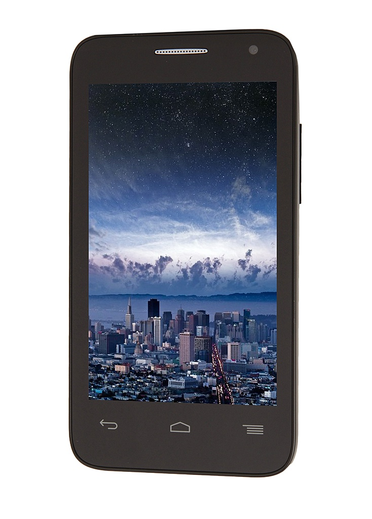 Сотовый телефон Alcatel OneTouch 4035D Pop D3 Black Fashion Blue