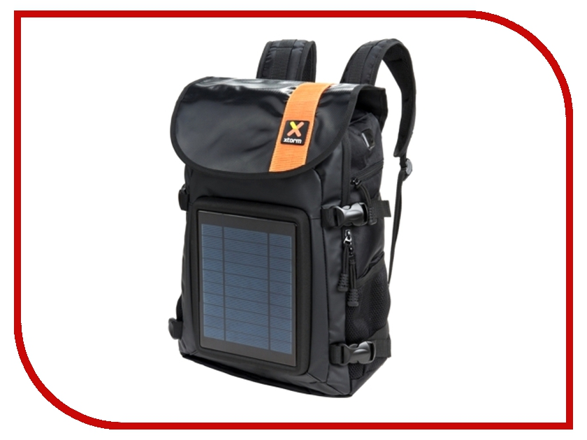 Рюкзак Xtorm Solar Helios Backpack 5200 mAh AB318-270