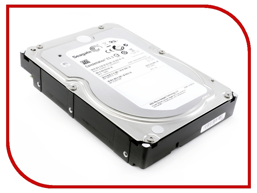 Жесткий диск 2Tb - Seagate Constellation ES.3 ST2000NM0033<br>