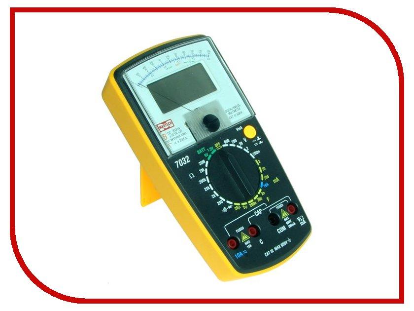 Мультиметр Mastech 7032 мультиметр mastech ms8239c