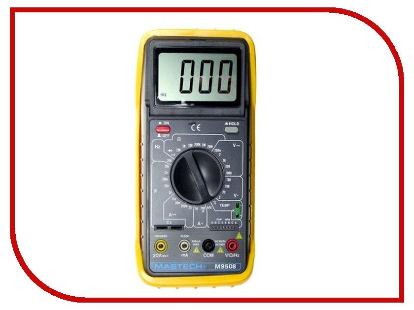 Мультиметр Mastech M9508